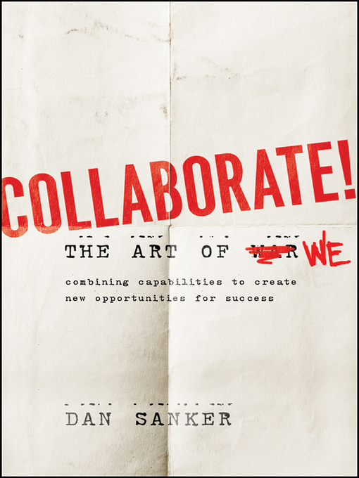 Title details for Collaborate by Dan Sanker - Available