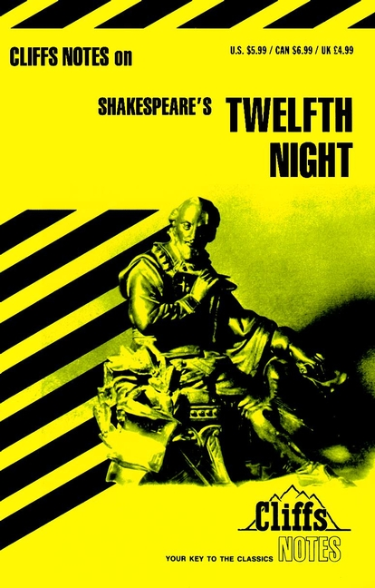 Title details for CliffsNotes on Shakeapeare's Twelfth Night by J. L. Roberts - Available