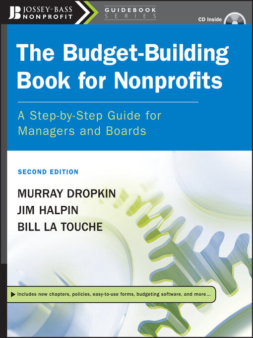 Title details for The Budget-Building Book for Nonprofits by Murray Dropkin - Wait list