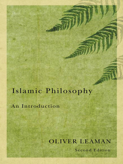"islamic philosophy Introduction the term ""islamic philosophy"" is in itself controversial, since there are many ways of identifying the discipline it is difficult to argue that."