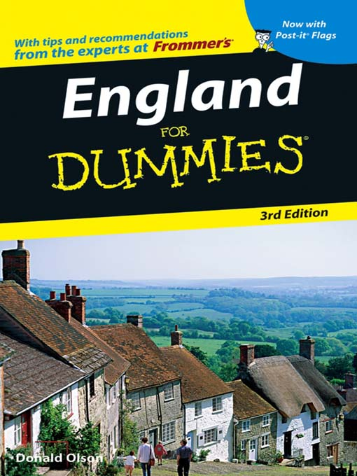 Title details for England For Dummies by Donald Olson - Available