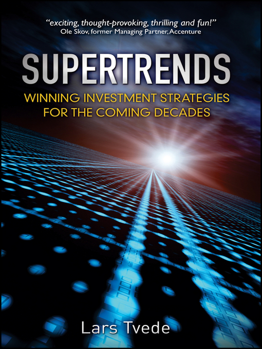 Title details for Supertrends by Lars Tvede - Available