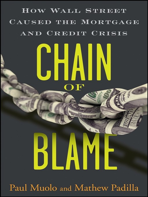 Title details for Chain of Blame by Paul Muolo - Available