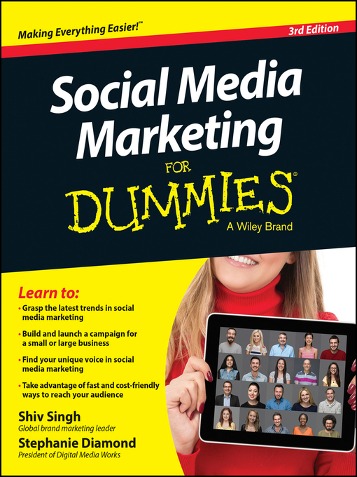 Title details for Social Media Marketing For Dummies by Shiv Singh - Available