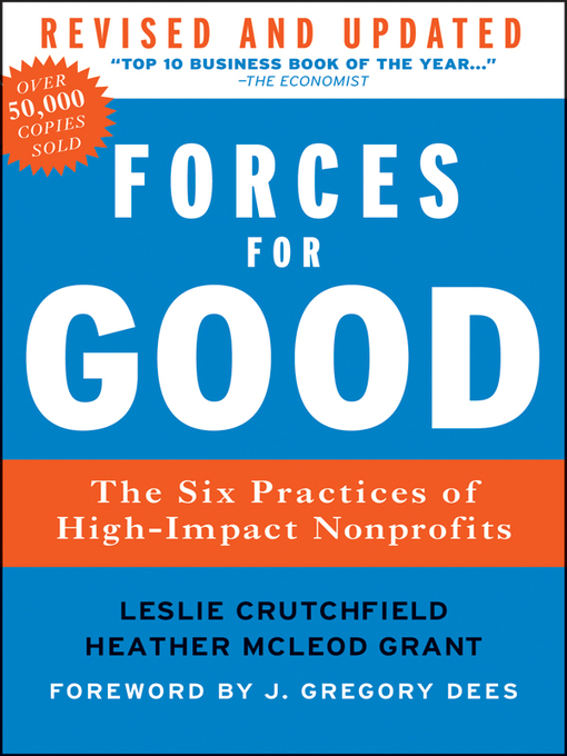 Title details for Forces for Good by Leslie R. Crutchfield - Available
