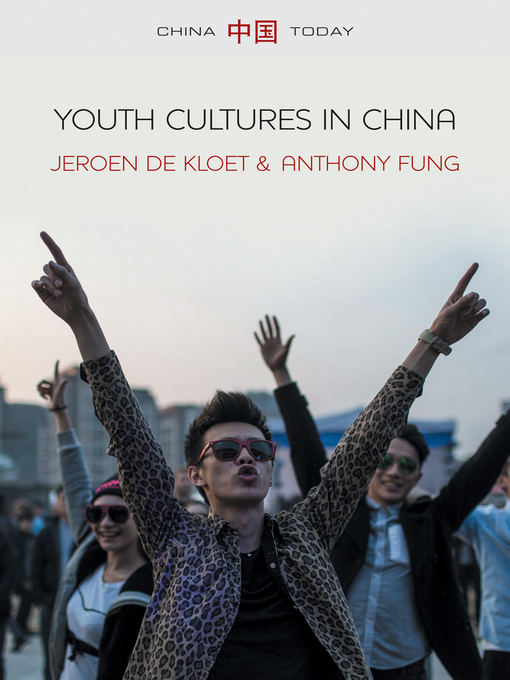 Title details for Youth Cultures in China by Jeroen de Kloet - Available
