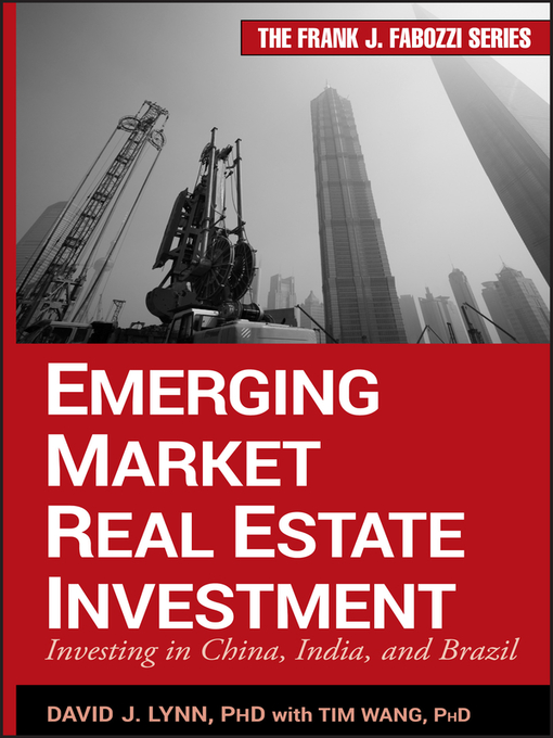 Title details for Emerging Market Real Estate Investment by David J. Lynn - Available