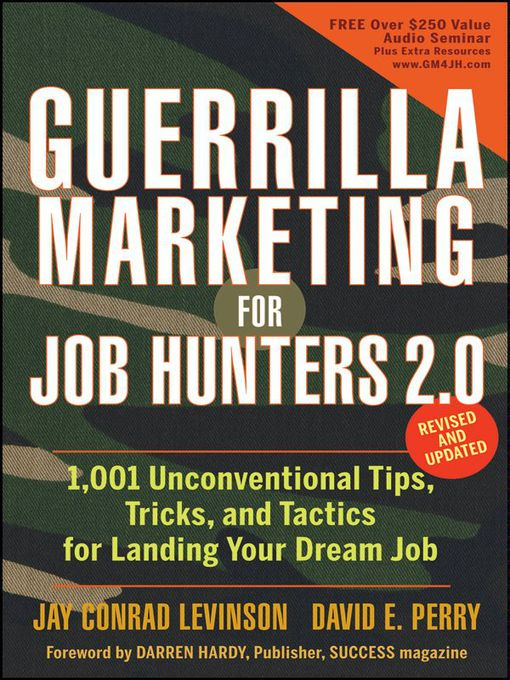ways to be effective in job hunts in 7 ridiculously useful tips for job hunters an article by jay mc But these individuals aren't ready to become prey—they still want to be hunters  job and some demons, dwight's thinking of all the ways he's.