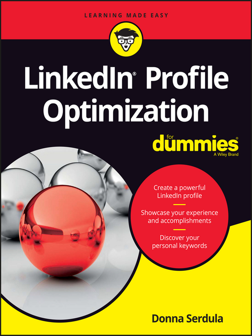 LinkedIn Profile Optimization For Dummies