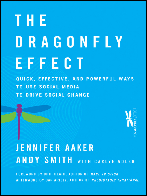 Title details for The Dragonfly Effect by Jennifer Aaker - Available
