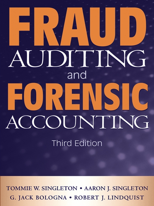 forensic accounting and fraud auditing More essay examples on audit rubric since forensic accounting is the application of financial skills and investigative mentality to unresolved issues conducted within the context of the rules of evidence, the role of the forensic accountant involves information assurance or attestation to the reliability of information.