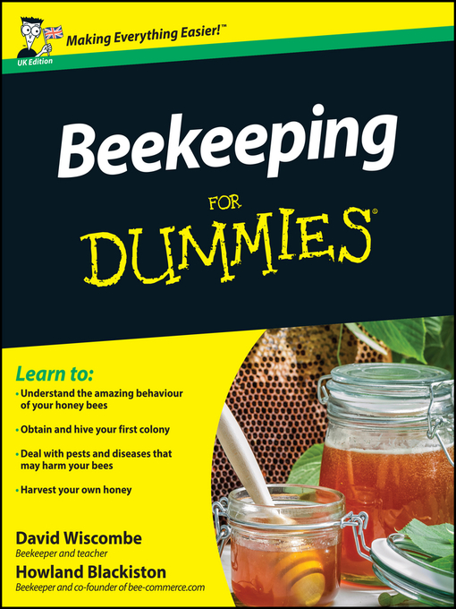 Title details for Beekeeping For Dummies by David Wiscombe - Available
