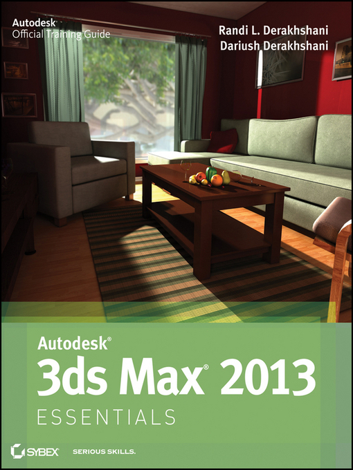 Autodesk 3ds Max 2013 Essentials National Library Board Singapore Overdrive