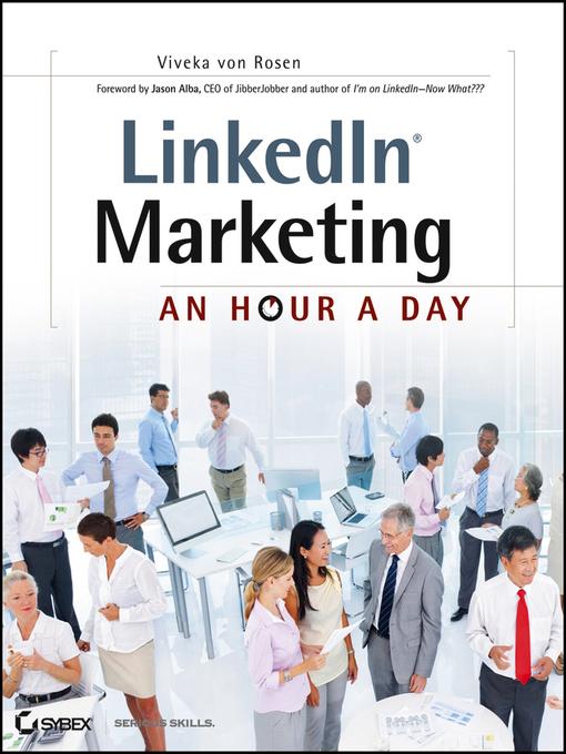 Title details for LinkedIn Marketing by Viveka von Rosen - Wait list