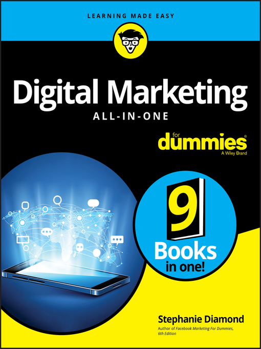 Title details for Digital Marketing All-In-One For Dummies by Stephanie Diamond - Available