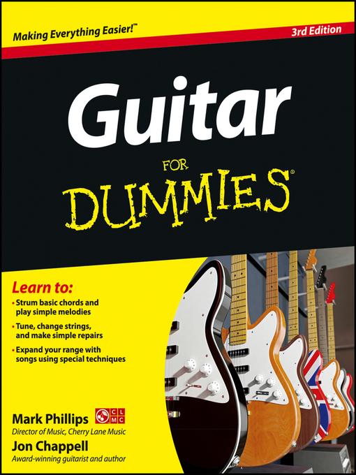 Title details for Guitar For Dummies by Mark Phillips - Available