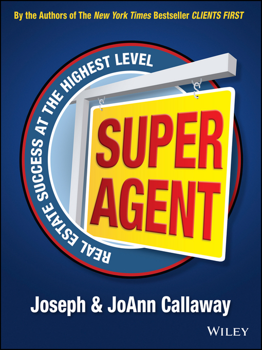 Title details for Super Agent by Joseph Callaway - Available