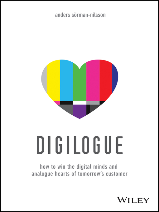 Title details for Digilogue by Anders Sorman-Nilsson - Available