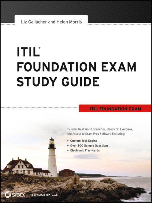 Itil Foundation Exam Study Guide East Baton Rouge Parish Library