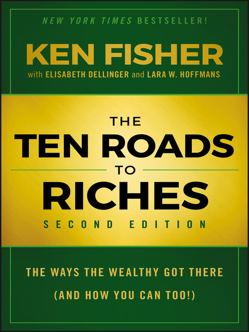 Cover of The Ten Roads to Riches