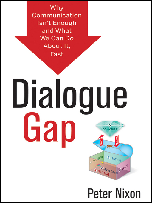 Title details for Dialogue Gap by Peter Nixon - Available