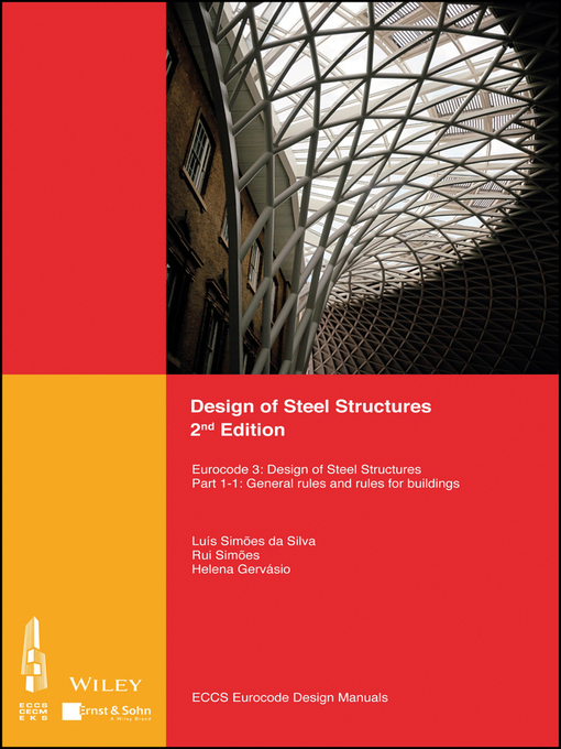 Cover of Design of Steel Structures