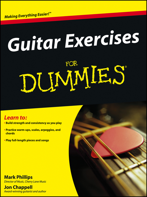 Title details for Guitar Exercises For Dummies® by Mark Phillips - Wait list