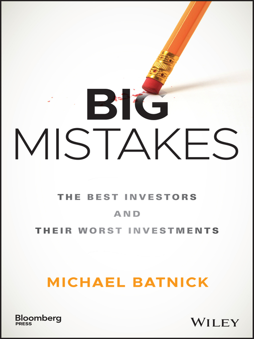 Cover of Big Mistakes