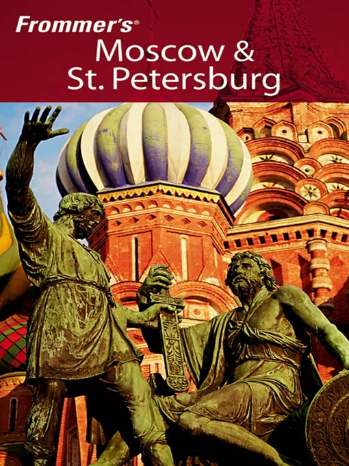 Title details for Frommer's Moscow & St. Petersburg by Angela Charlton - Available