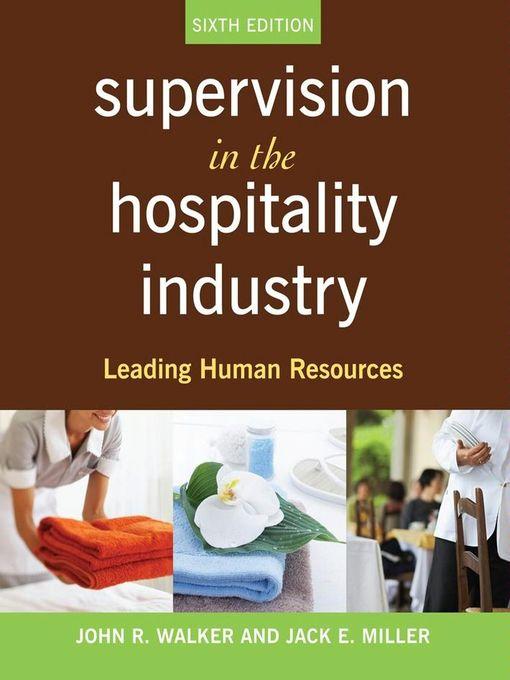 the hospitality industry essay