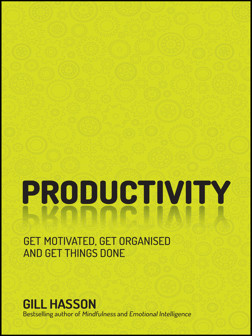Title details for Productivity by Gill Hasson - Available