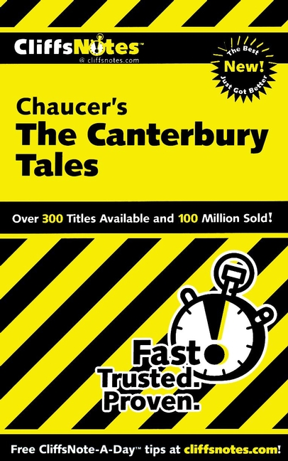 Title details for CliffsNotes on Chaucer's The Canterbury Tales by James L. Roberts - Available