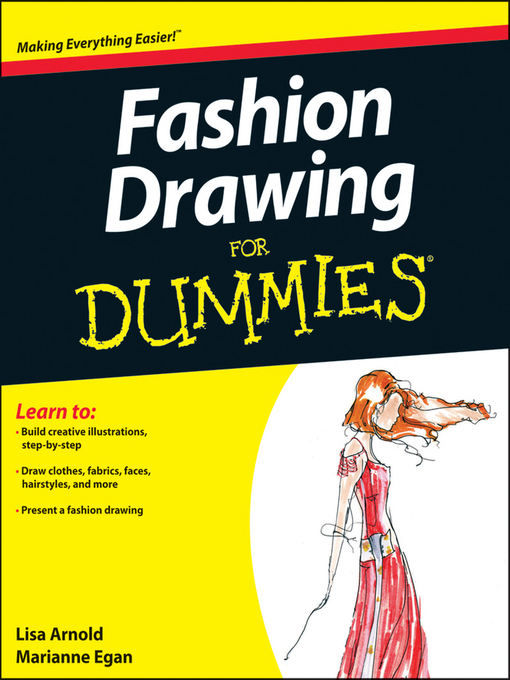 Title details for Fashion Drawing For Dummies by Lisa Arnold - Wait list