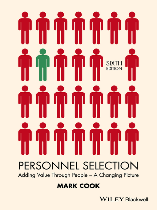 personnel selection The personnel selection branch (french: branche des services de la sélection du personnel) is a personnel branch of the canadian forces (cf) the personnel selection branch was created in the canadian army on 18 september 1941.