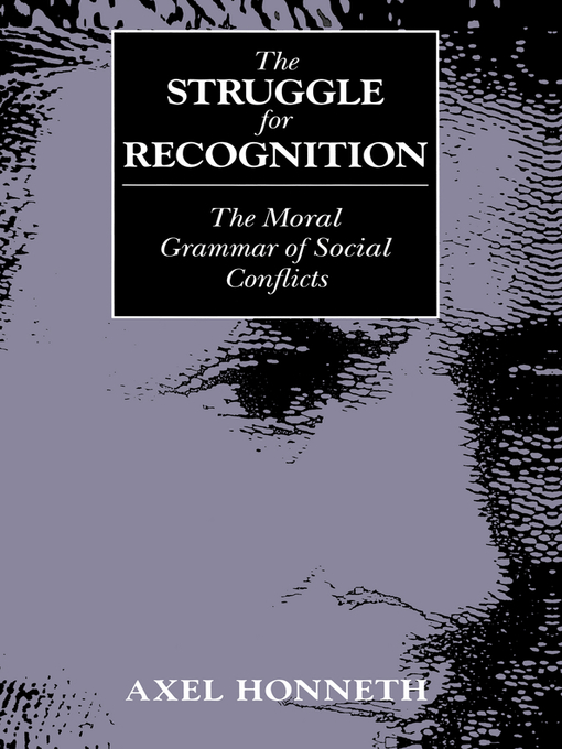 Cover of The Struggle for Recognition
