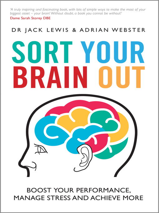 Title details for Sort Your Brain Out by Jack Lewis - Wait list