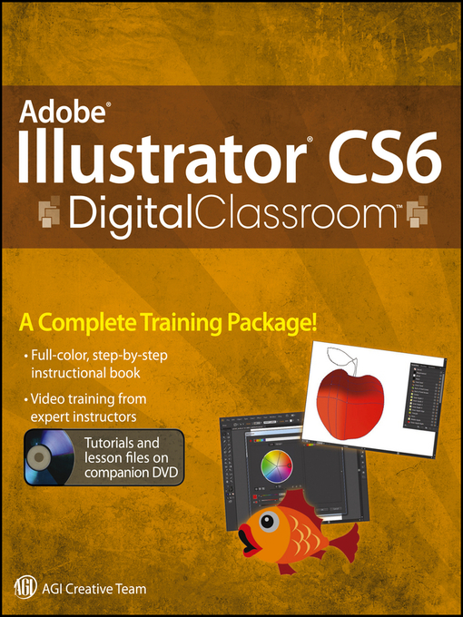 Title details for Adobe Illustrator CS6 Digital Classroom by Jennifer Smith - Available