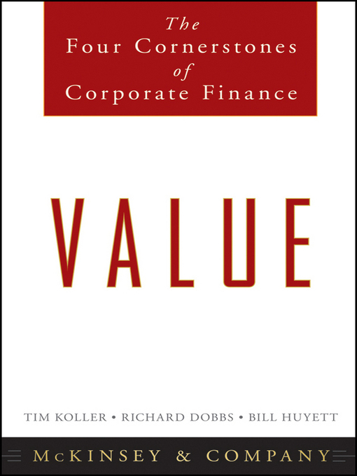 Cover of Value