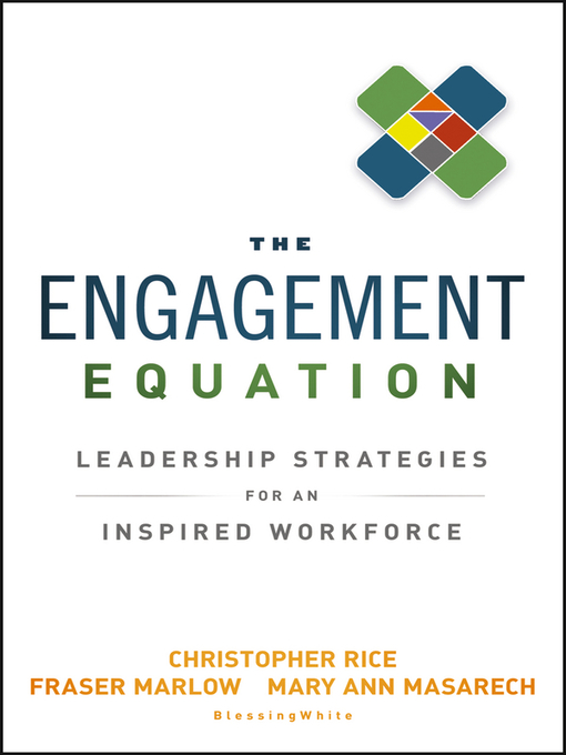 Cover of The Engagement Equation