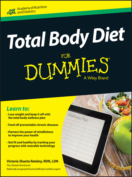 Title details for Total Body Diet For Dummies by Victoria Shanta Retelny - Available