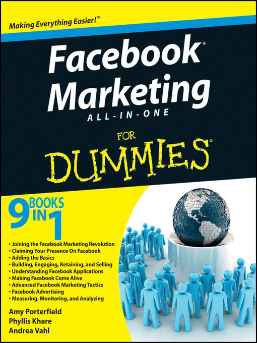 Title details for Facebook Marketing All-in-One For Dummies by Amy Porterfield - Available