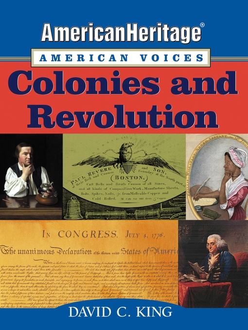 Title details for AmericanHeritage, American Voices by David C. King - Available