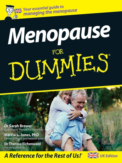 Title details for Menopause For Dummies by Dr. Sarah Brewer - Available