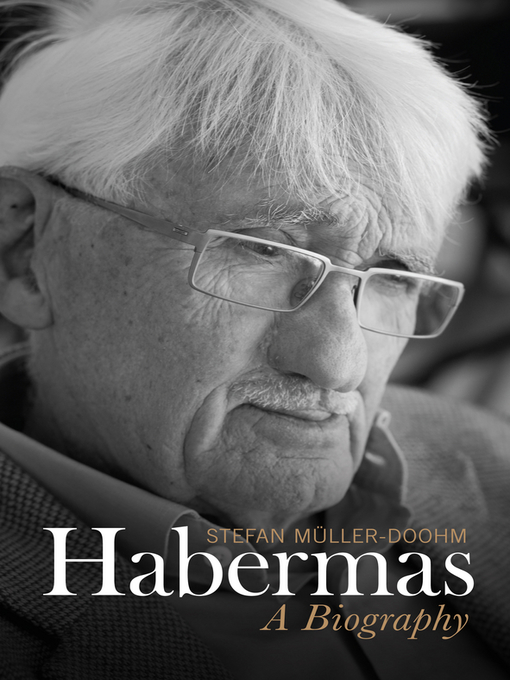 Title details for Habermas by Stefan Müller-Doohm - Available
