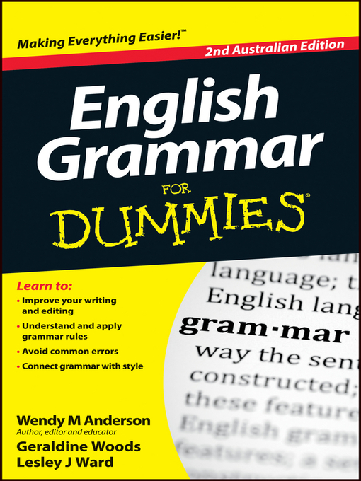 list of common errors in english