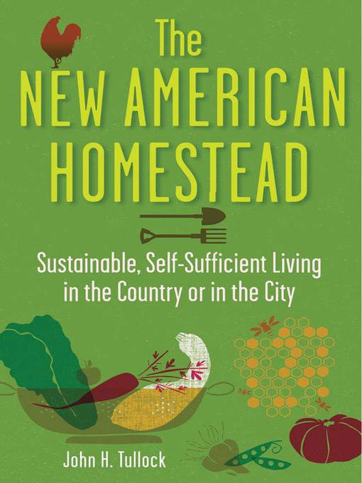 Cover of The New American Homestead