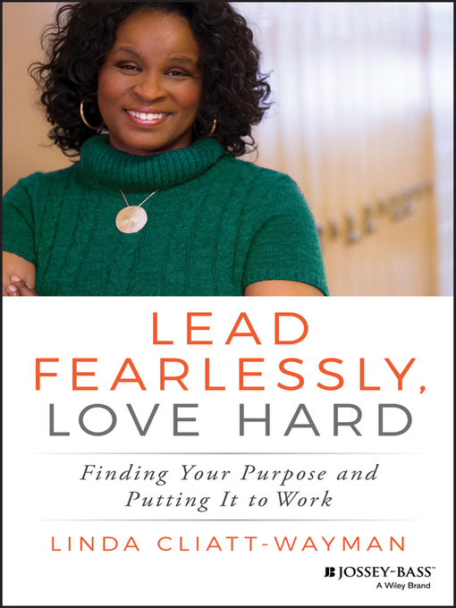 Cover of Lead Fearlessly, Love Hard