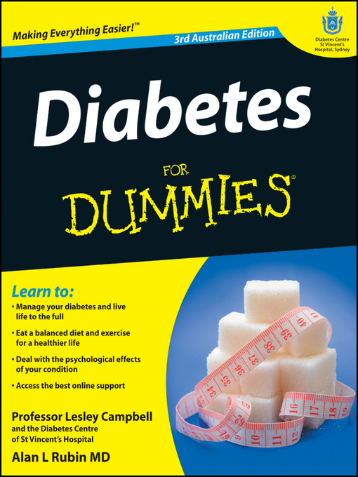 Title details for Diabetes For Dummies by Lesley Campbell - Available