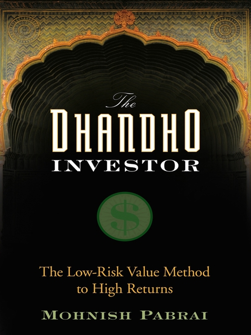 Title details for The Dhandho Investor by Mohnish Pabrai - Available