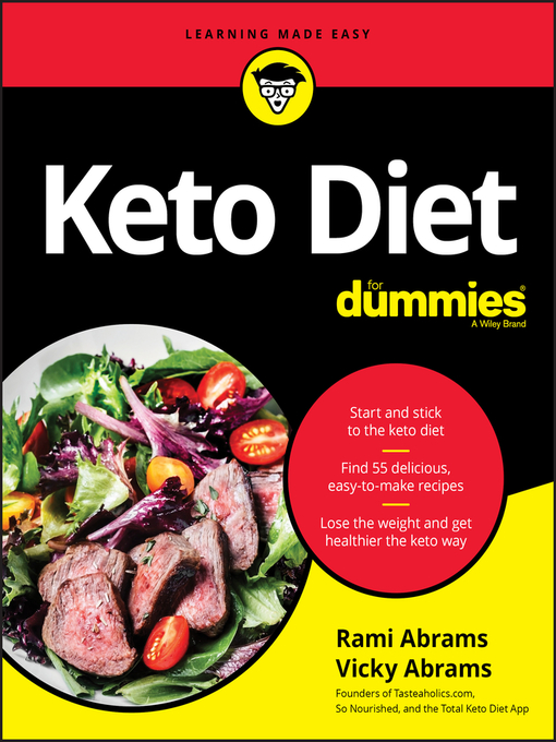 Title details for Keto Diet For Dummies by Rami Abrams - Wait list